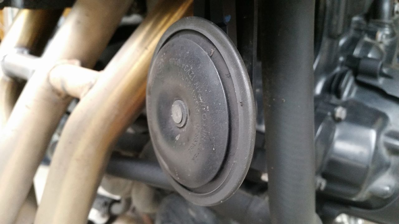 Bad Motorcycle Horn