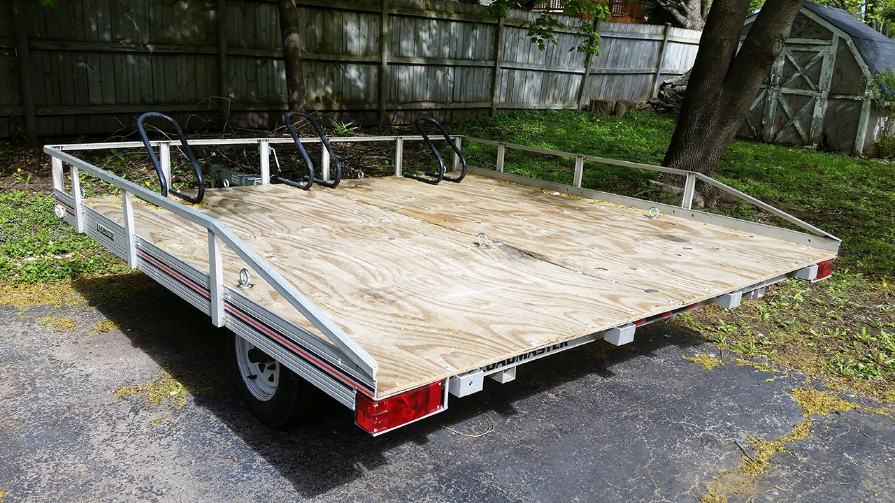 Used Trailer