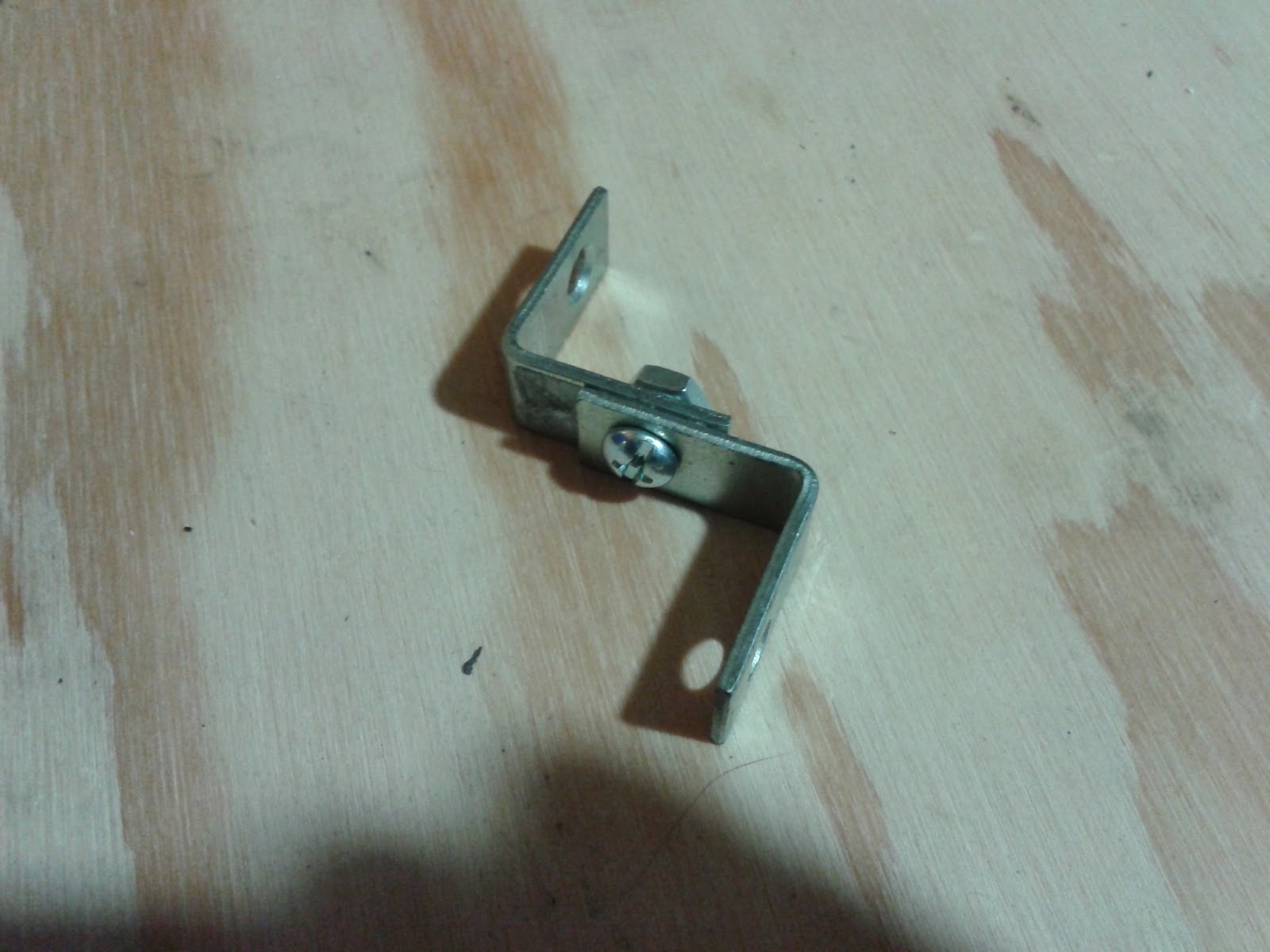 Motorcycle Relay Auxiliary Power Bracket
