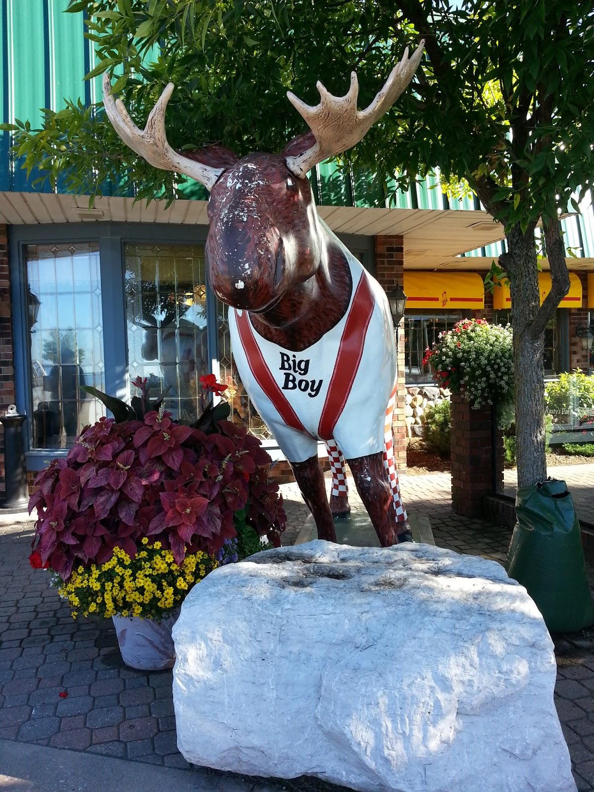 Big Boy Moose