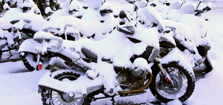 How To Properly Winterize Your Motorcycle