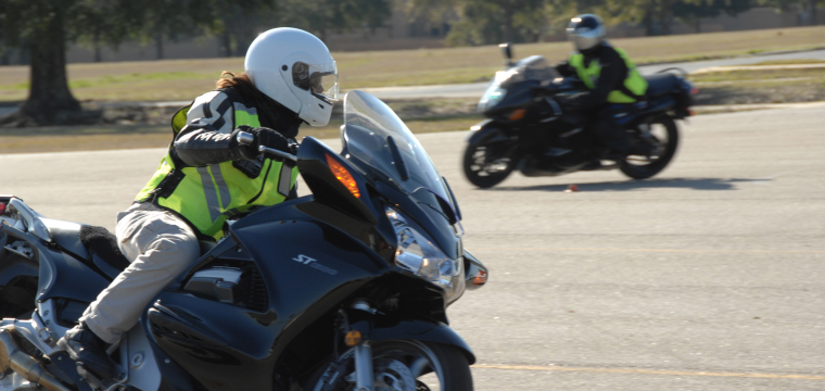 Riding A Motorcycle Defensively Saves Lives