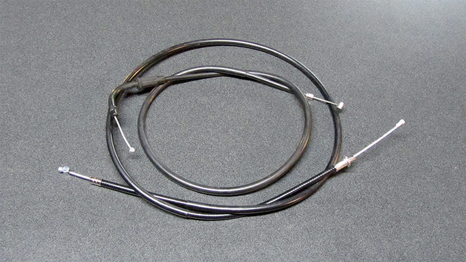 Clutch and Throttle Cables