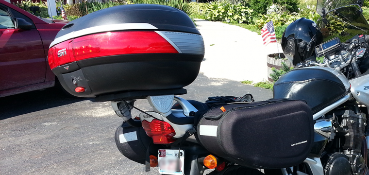 Motorcycle Soft Luggage: Affordable, Durable And Practical