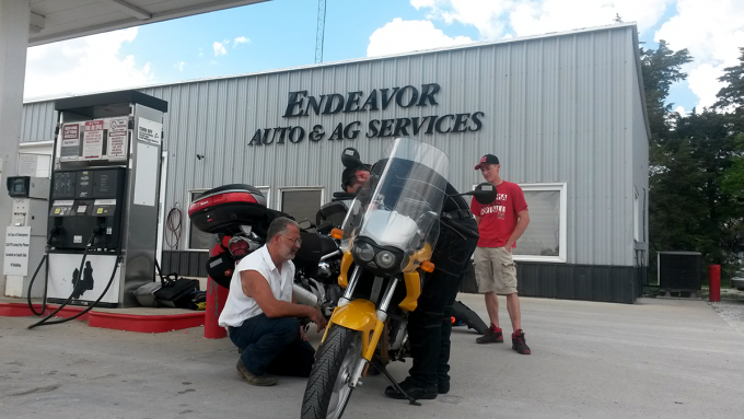 Endeavor Auto and Ag Services