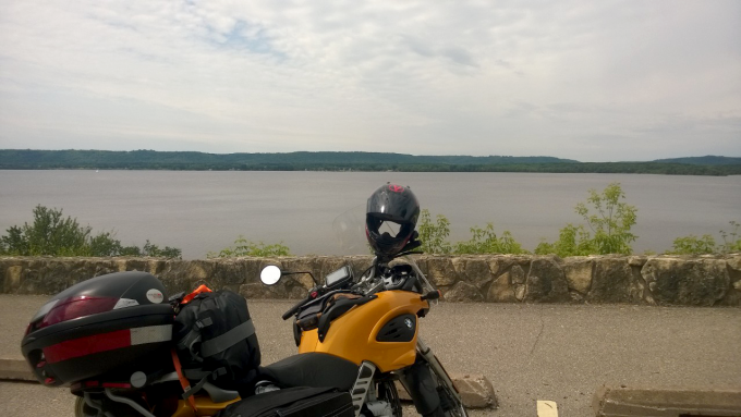 Great River Road Scenic Overlook