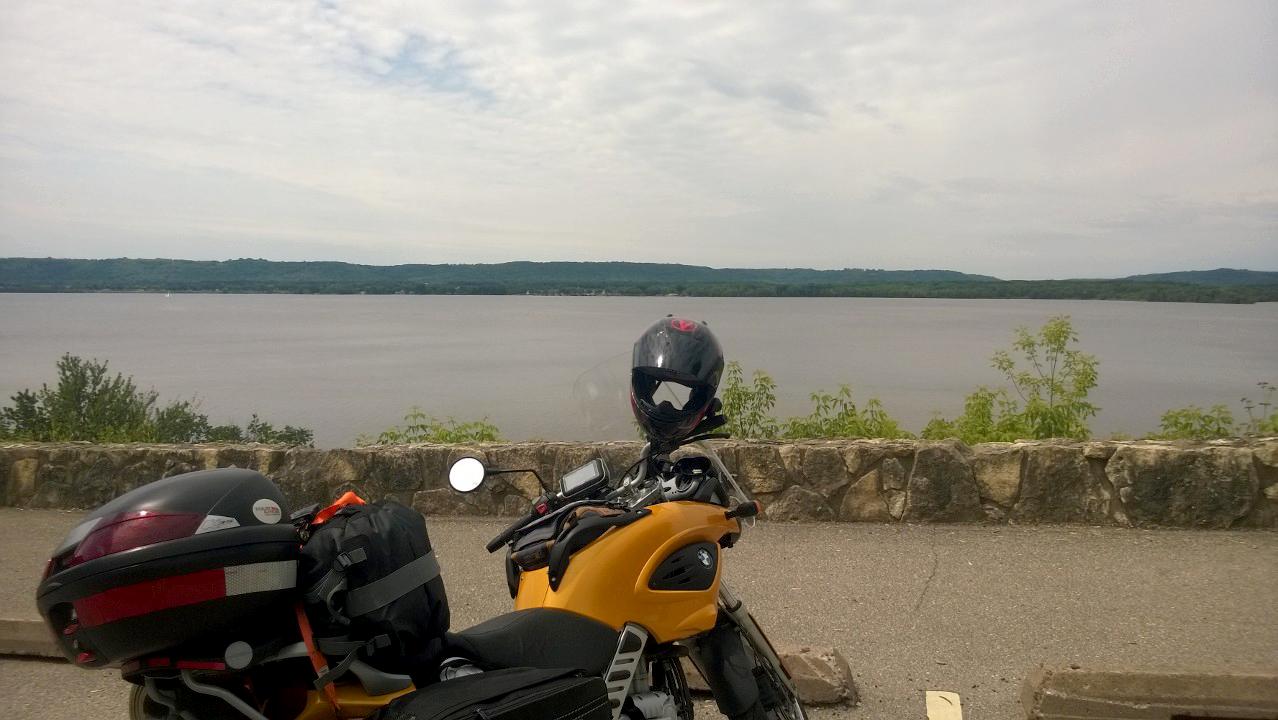 Great River Road Scenic Overlook