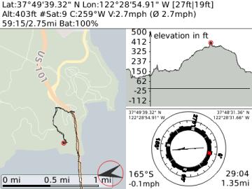 GPS Logger II