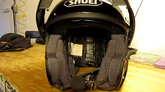 Right Cheek Pad