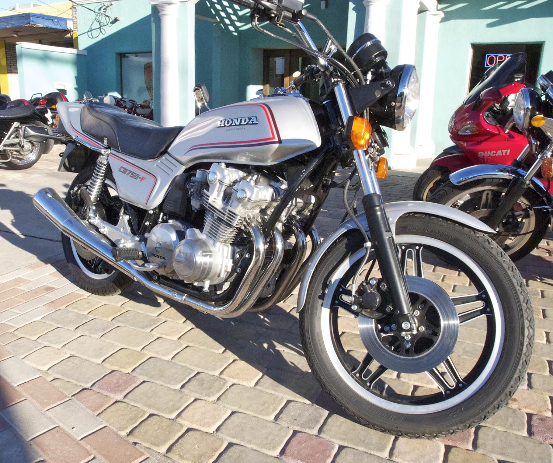 1975 Honda CB750F Super Sport