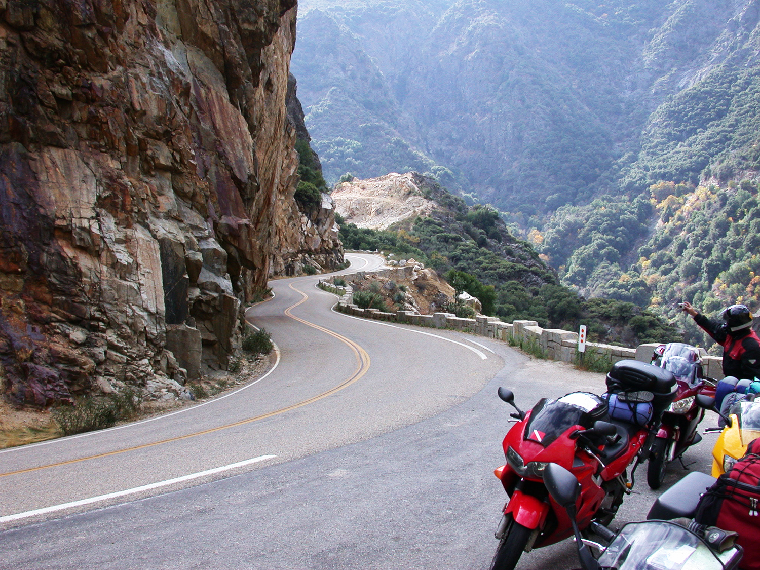 Group Motorcycle Tours