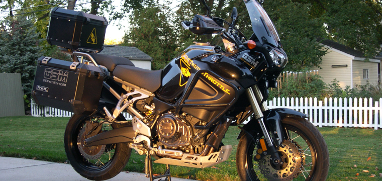 Adventure Dual Sport Touring Motorcycles