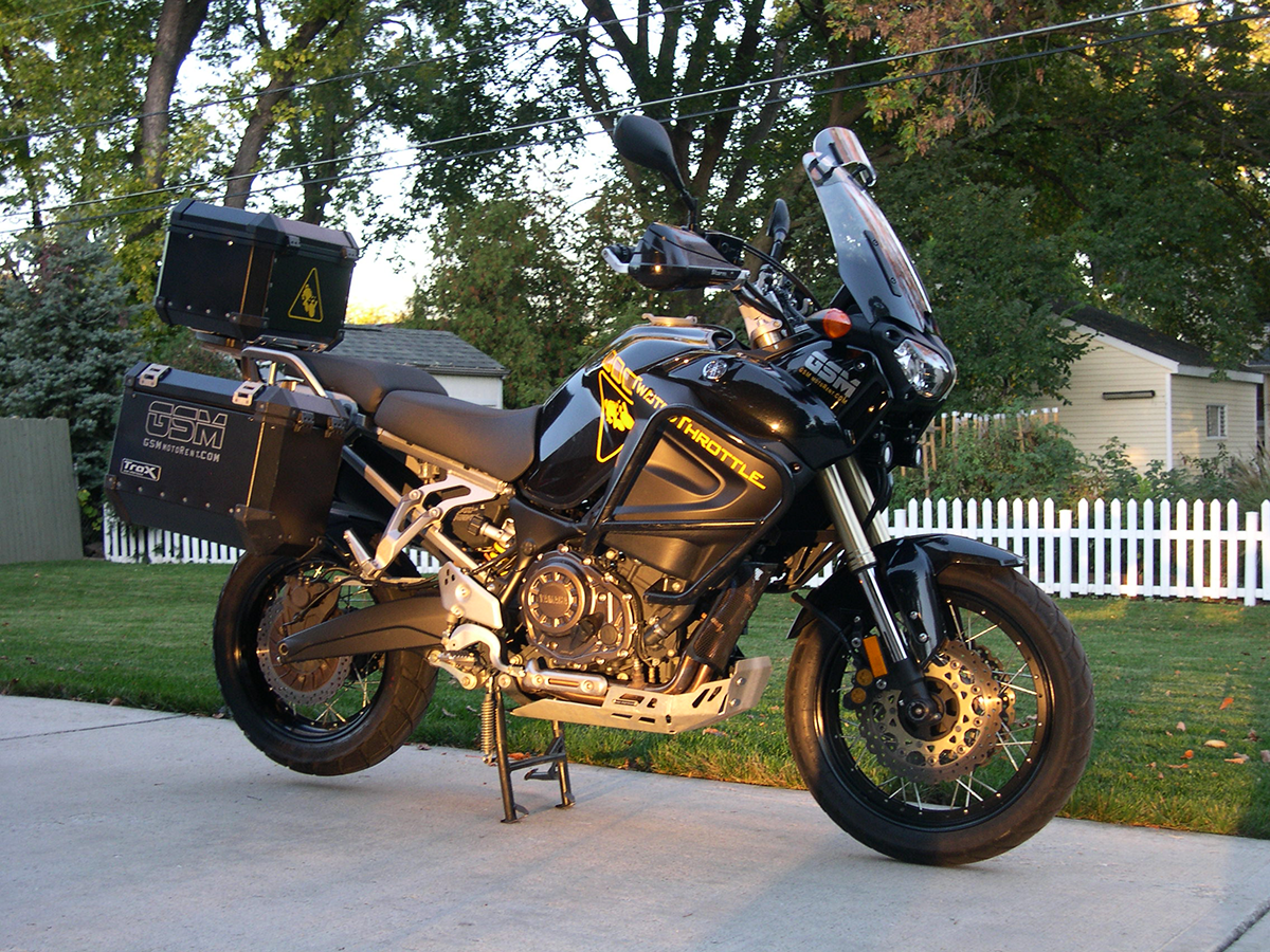 Is Adventure Touring The New Sport Touring?