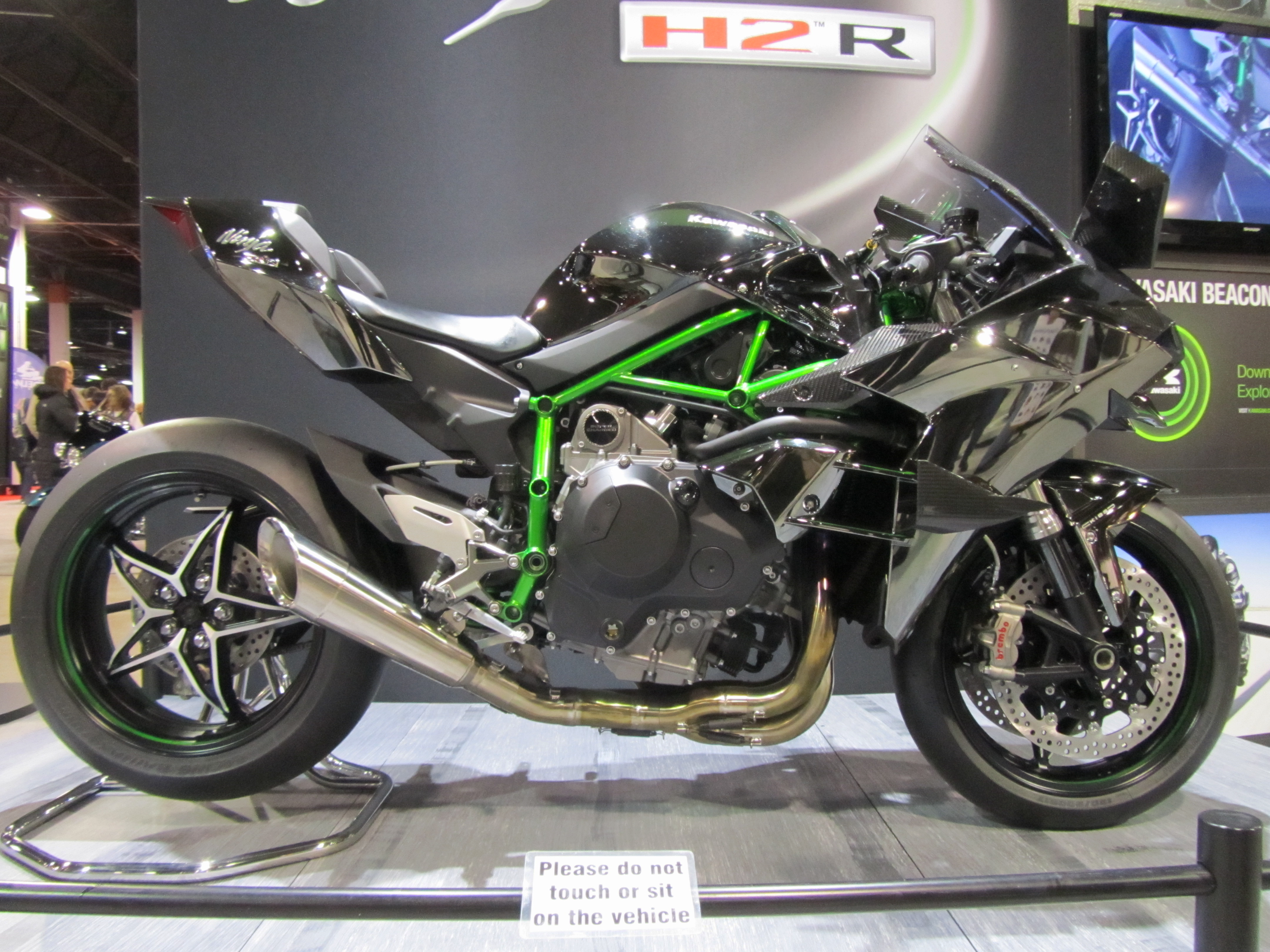 An In-Depth Look At Chicago's 2015 International Motorcycle Show