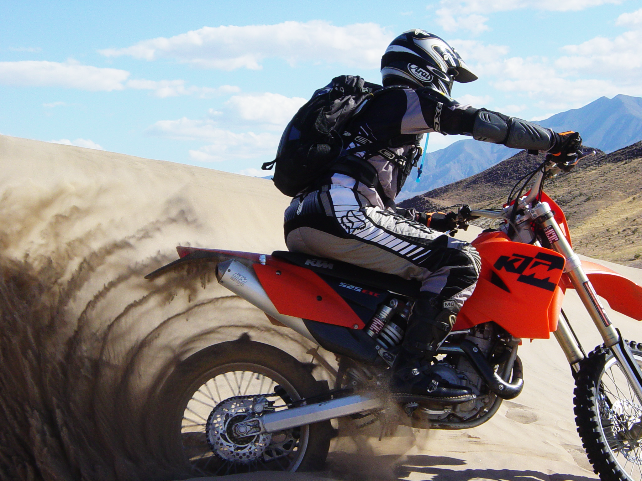 Better Street Riding? Get Dirty! ~ The Riding Obsession