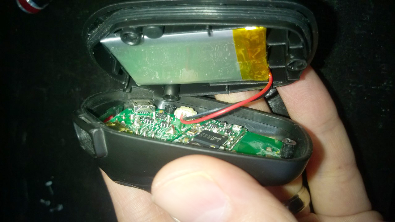 819a491f54a Sena SMH5 Battery Replacement Instructions