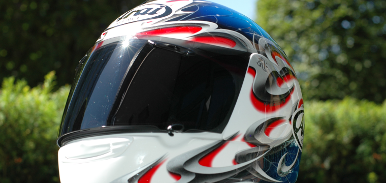 A Few Things To Consider When Purchasing A Motorcycle Helmet