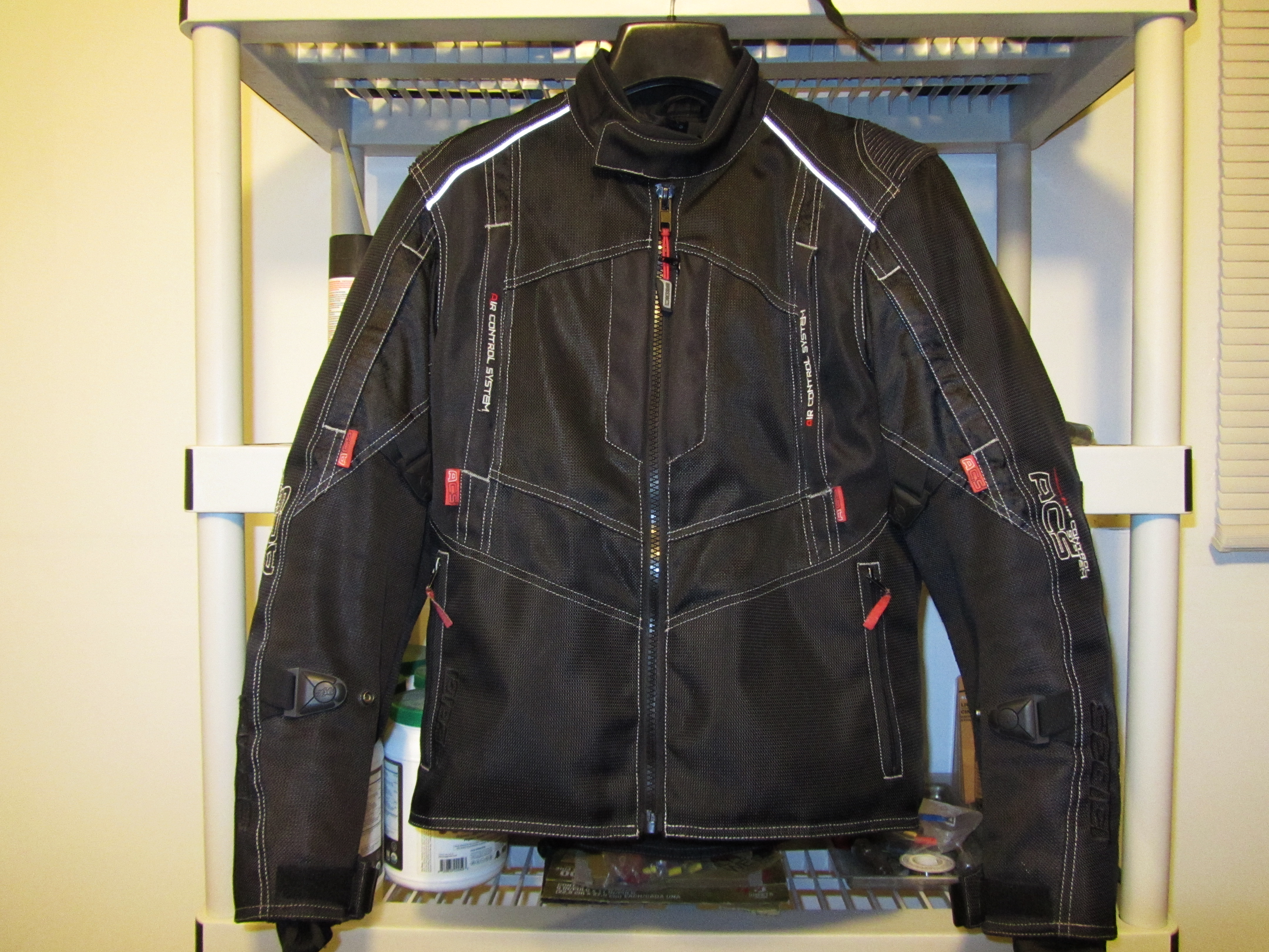c76297c7c Affordable, Armored, Waterproof Textile Riding Suits