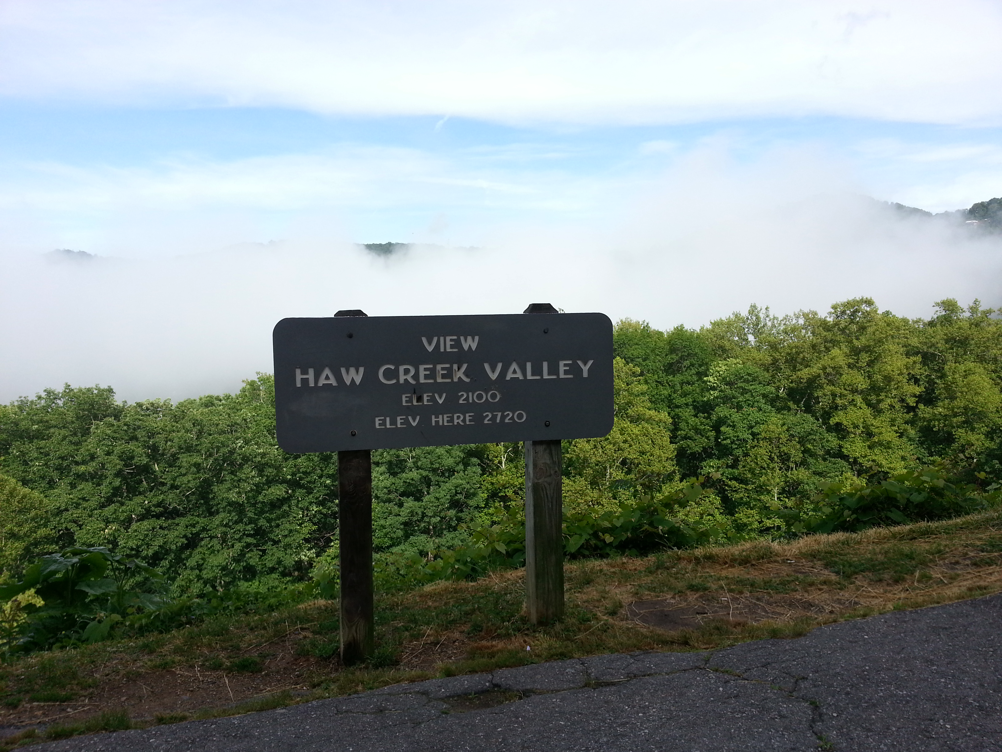 Haw Creek Valley