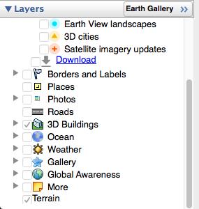 Google Earth Import 2