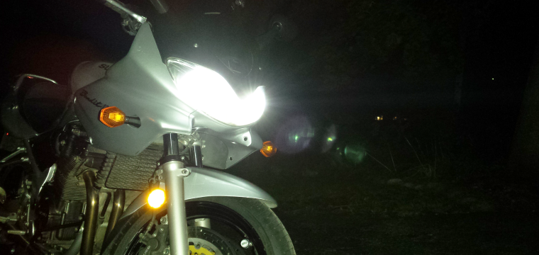 LED Headlight Conversions Not Only Work, They're Super Bright