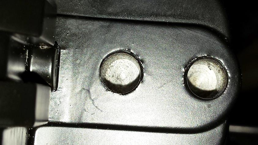 Threaded Holes