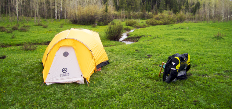 Choosing A Tent For Motorcycle Camping