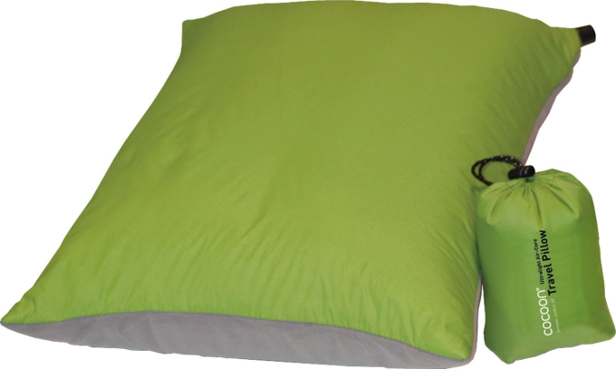 Compact Inflatable Pillow
