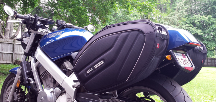 Soft Luggage Saddlebags
