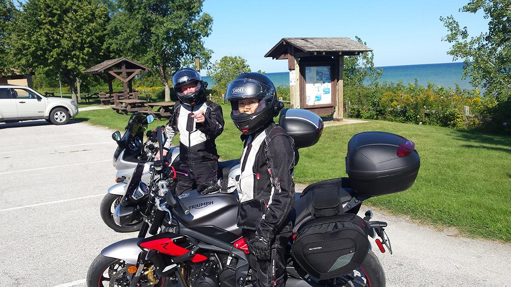 Lake Michigan Wisconsin Side