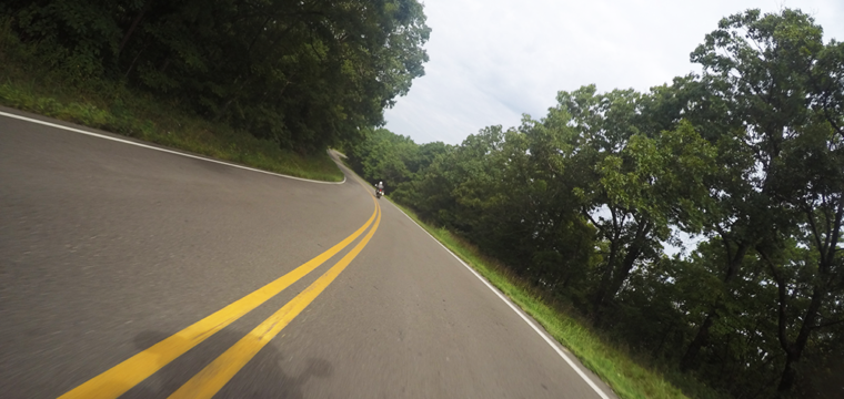 Video Broadcasting For Your Motorcycle