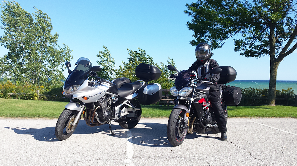 Group Motorcycle Tour