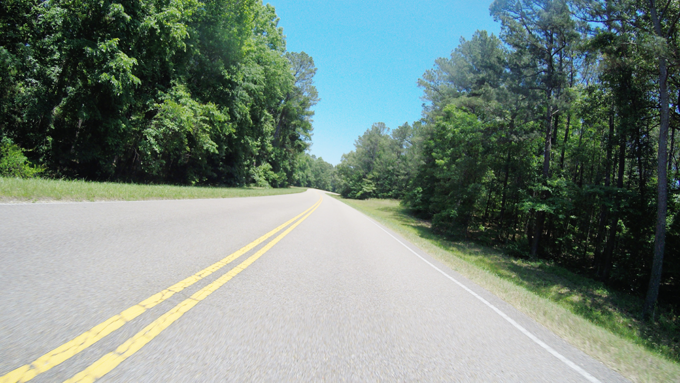 Natchez Trace Ride