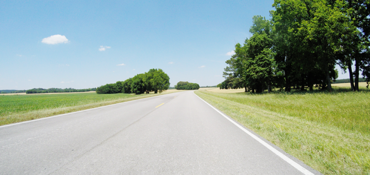 Natchez Trace: Tennessee's Forest Parkway