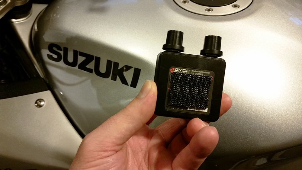 Dual Lock Mounting Strip Gerbing Wireless