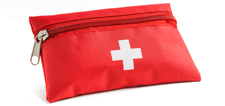 Compact First-Aid, Trauma and Rescue Kits