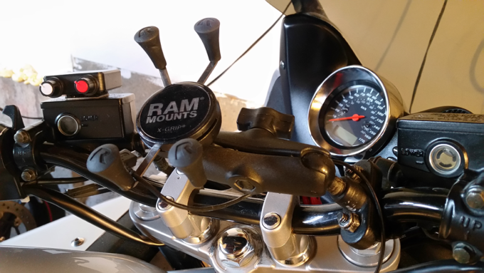 RAM Clamp Mount