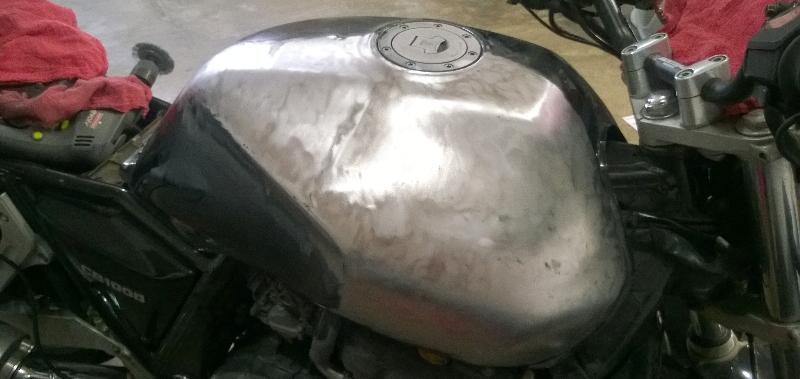 CB1000 Gas Tank