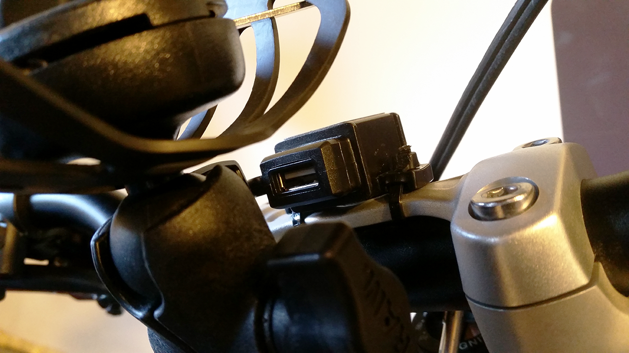 MotoPower 3.1 Amp