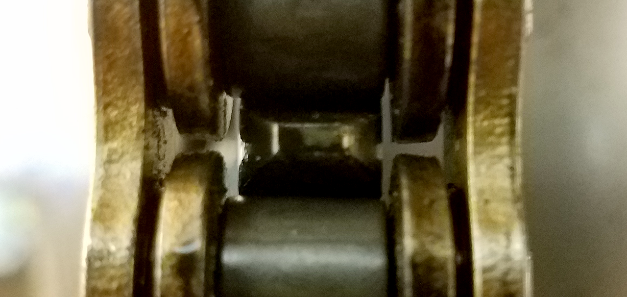 Lose The Tool: Chain Alignment By Sight
