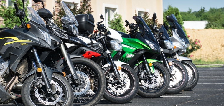 Sport Touring Motorcycle Definition