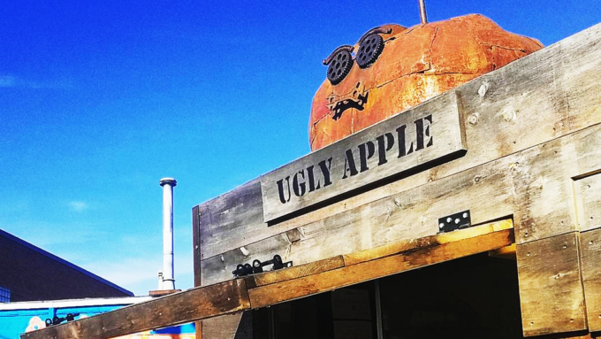Ugly Apple Cafe