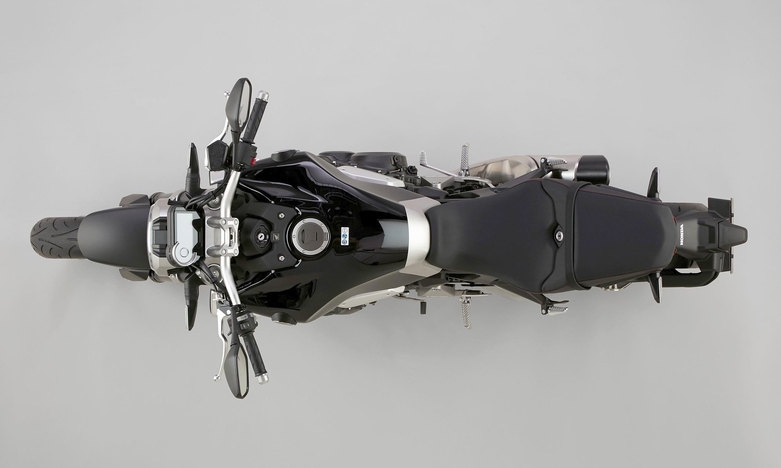 The 2018 Honda CB1000R (IMS Chicago)