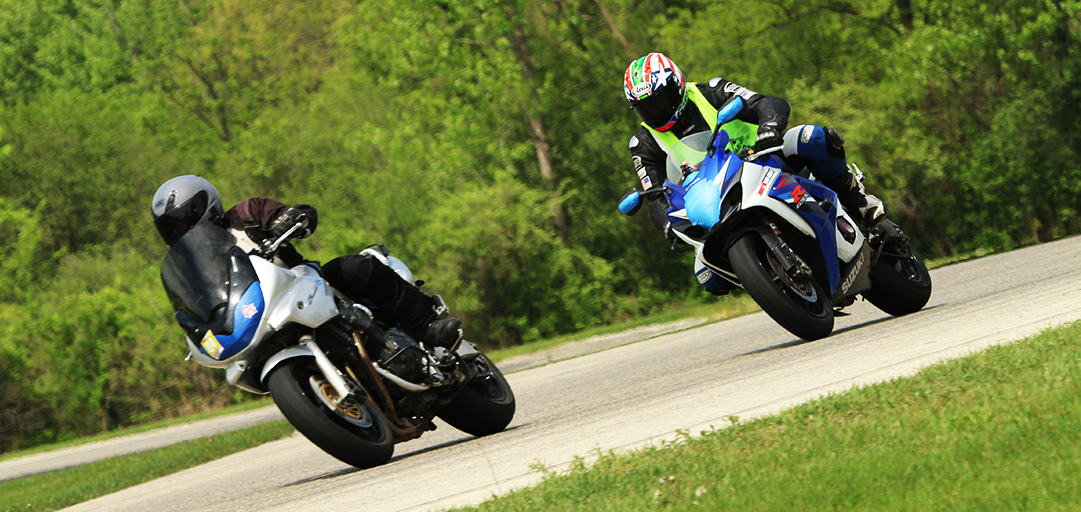 Motorcycle Training At Real World Speed