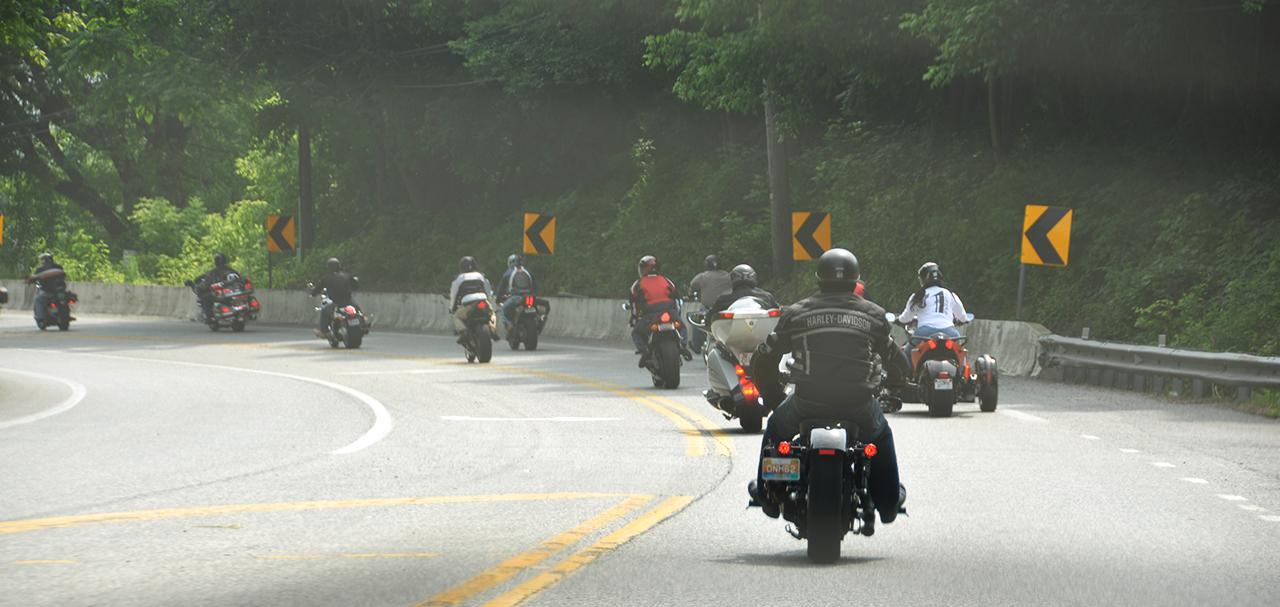Motorcycle Type: It Starts With Ergonomics