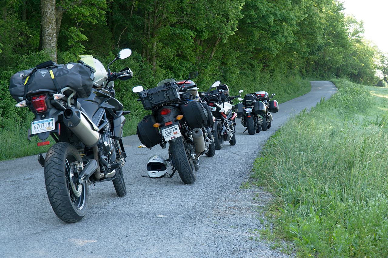 Ten Commandments For The ST Ride Leader