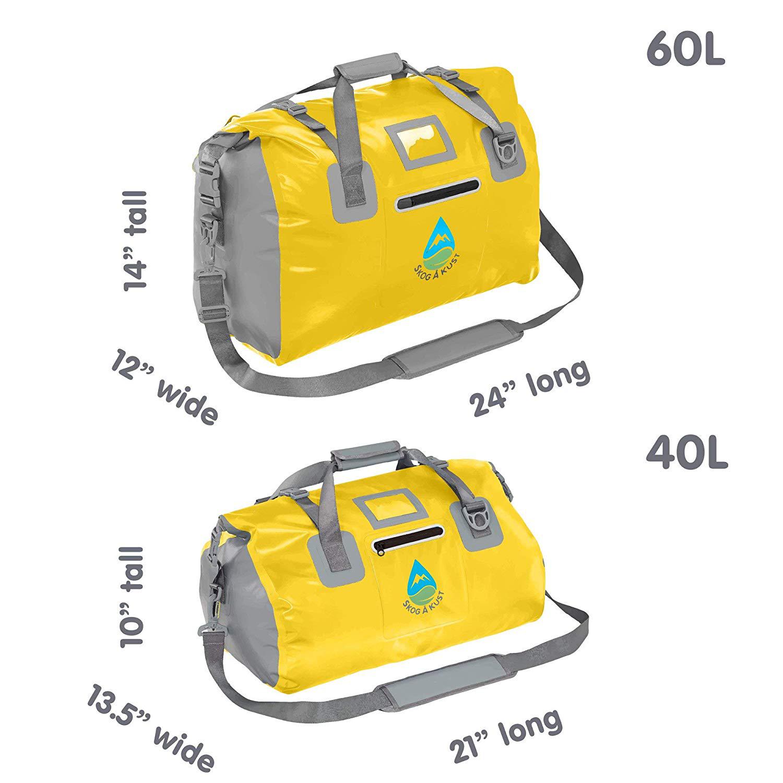 Duffelsak Dry Bag Dimensions