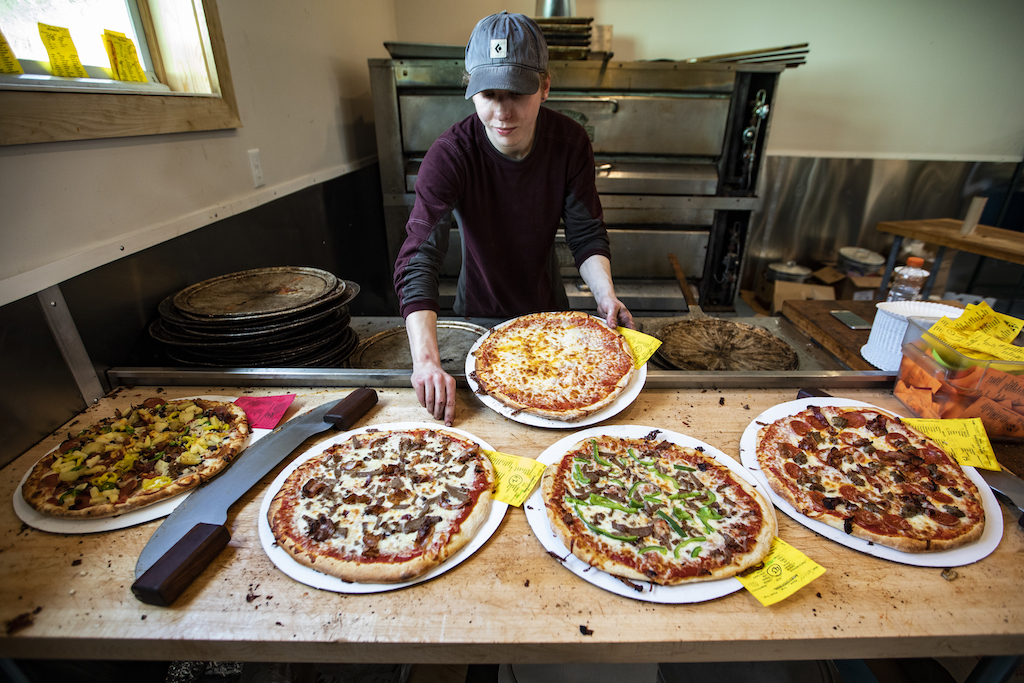 Miguel's Pizza has good eats in Hillbilly Triangle