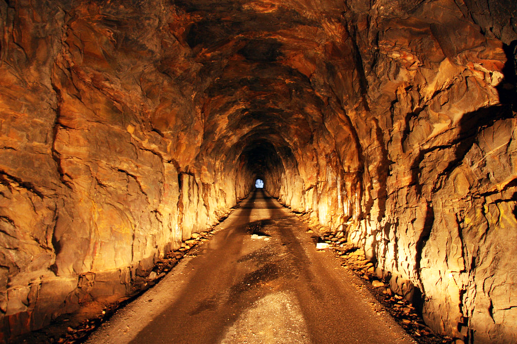 Nada Tunnel is part of Hillbilly Triangle
