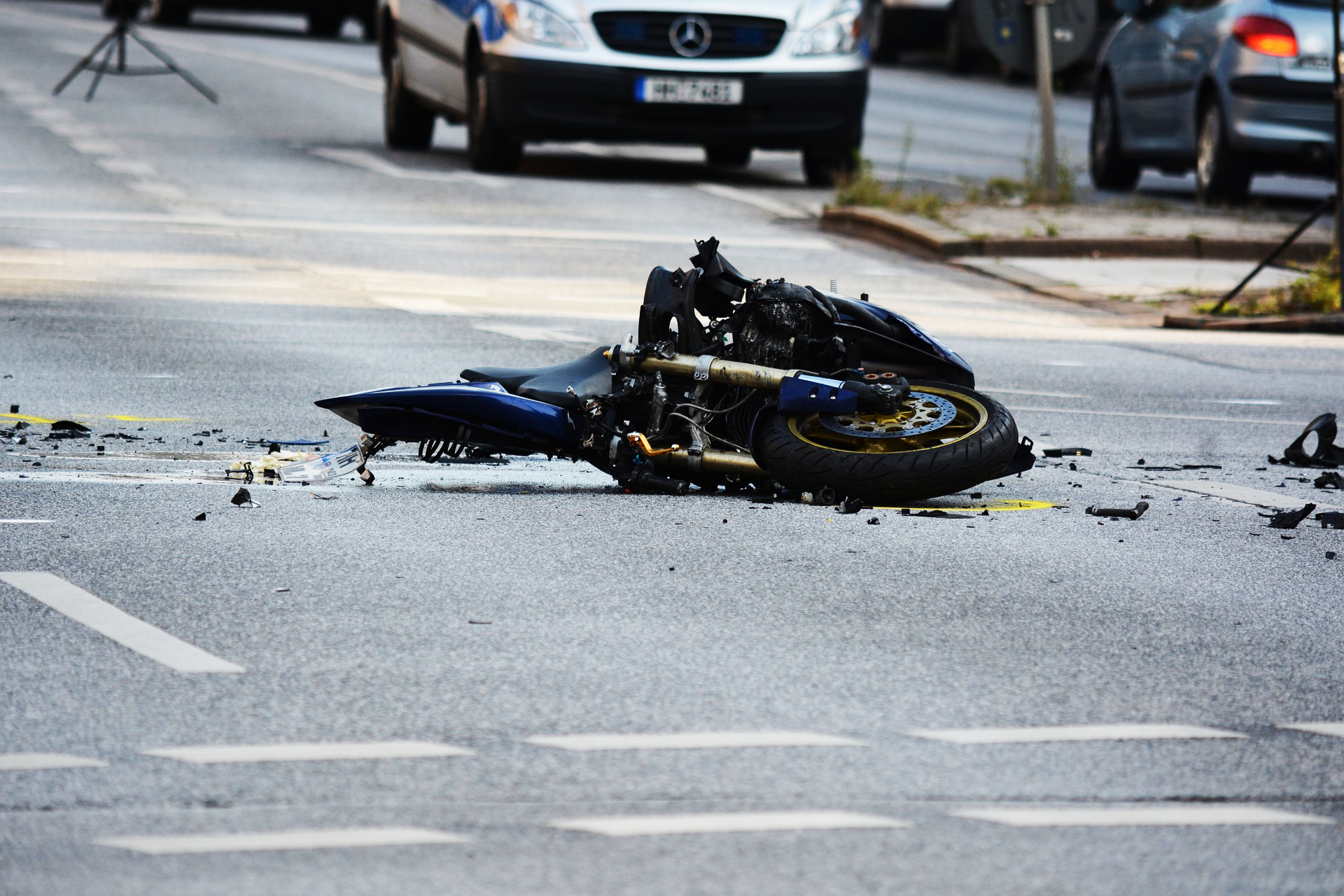 Why Hire A Motorcycle Accident Lawyer?